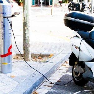 moto eléctrica   Ayuntamiento de Barcelona