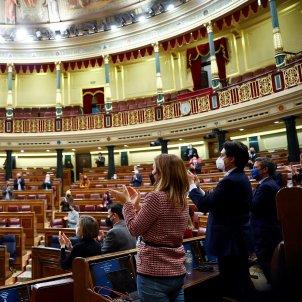 Pleno congreso de los diputados voto rogado - Efe