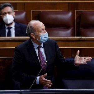 Ministro Justicia Campo defiende libertad expresión españa - Efe