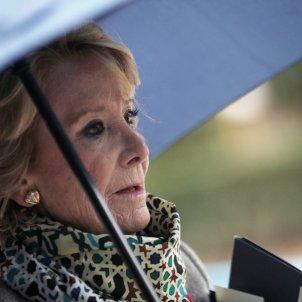 EuropaPress - expresidenta comunidad madrid esperanza aguirre