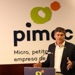 Cañete pimec elecciones - Sergi Alcàzar