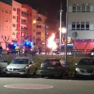 disturbios vilanova geltrú / Canal Blau