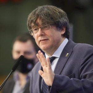 Carles Puigdemont Parlamento Europeo 5 EFE