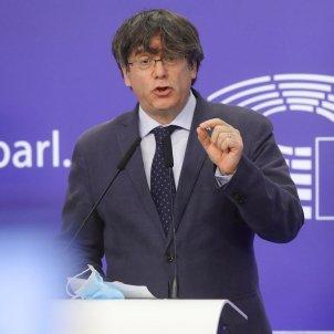 Carles Puigdemont Parlamento Europeo 4 EFE