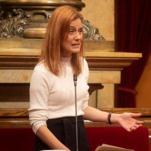 Lider comuns Parlament Catalunya Jéssica albiach - Efe