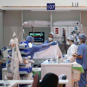 uci hospital coronavirus efe