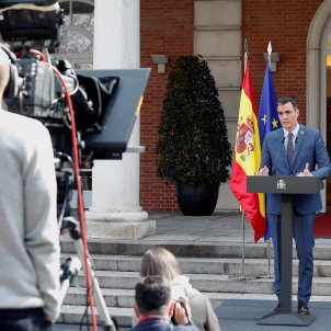 Pedro Sánchez Moncloa EFE