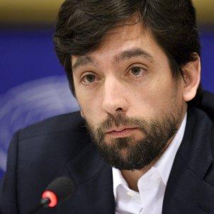 adrian vazquez eurodiputado gallego ciudadanos Adrián Vázquez Europa Press