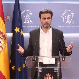 president unidas podemos congreso jaume asens sánchez emerito - EuropaPress