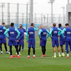 Entrenamiento Barça @FCB