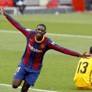 Ousmane Dembele Barca Sevilla gol EFE