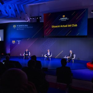 Laporta Font Freixa debat Barça FC Barcelona