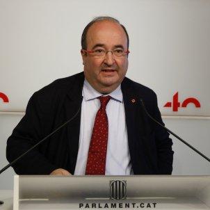 Miquel Iceta psc ministre territorial / acn