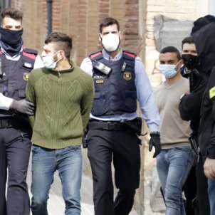 Anarquistes Detinguts - Mataró / ACN