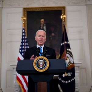 Biden Casa Blanca / EFE