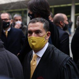 concentració sindicatura sindics 1-O ciutat de la justícia jaume alonso cuevillas - Sergi Alcázar