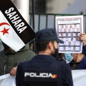 marruecos policia sahara occidental efe