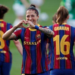 Hermoso Barca celebracion gol EFE