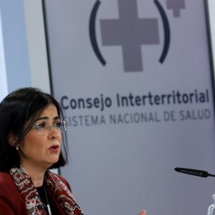 Carolina Darias Consejo Interterritorial comunidades semana santa / EFE