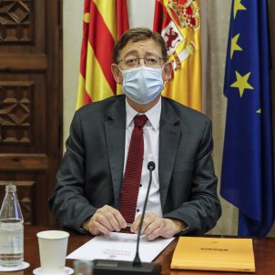 EuropaPress - presidente generalitat país valencià ximo puig sanidad cierre perimetral