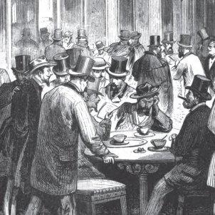 Café Suizo Madrid (Fernando Miranda y Casellas, 1871)