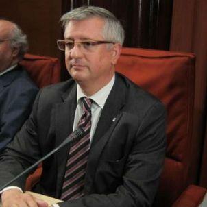 Xavier Martorell al Parlament