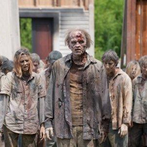 Invasión zombi en 'The Walking Dead' / Pixabay