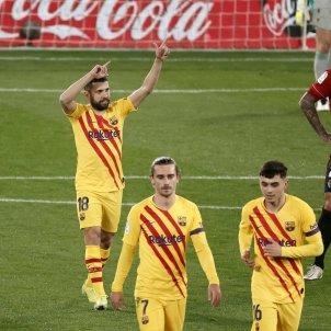 jordi alba celebracion barcelona osasuna efe