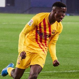 Osasuna Barça Ilaix Moriba Europa Press