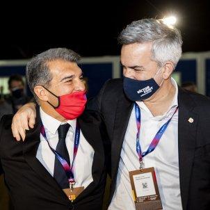 Laporta Font Freixa elecciones Barca FC Barcelona