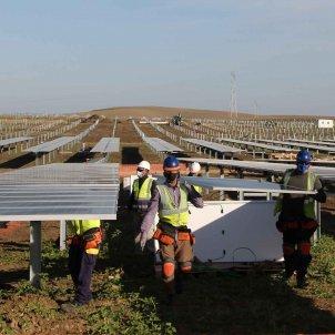planta fotovoltaica Enel Endesa