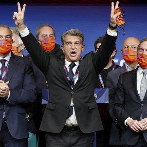 Laporta elecciones Barca EFE