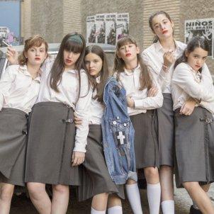 las niñas academiacinecat