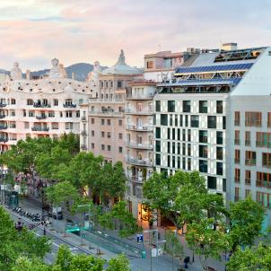 Hotel Royal Pg Gracia Barcelona