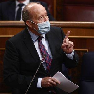 Ministro justicia Juan Carlos Campo sesion control congreso - E. Parra. / Europa Press