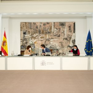 Consejo de ministros reunión ACN