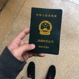 pasaporte unsplash