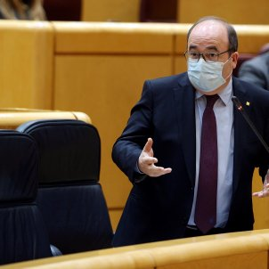 miquel iceta senat - EFE