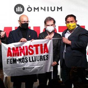 Presos políticos lledoners tercer grado unidad / Marc Ortín