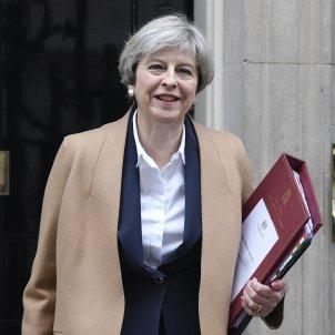 Theresa May EFE