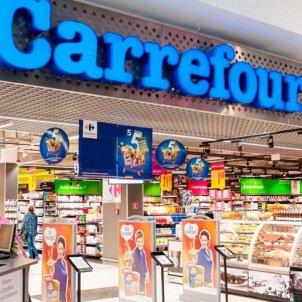 Carrefour supermercado / Carrefour