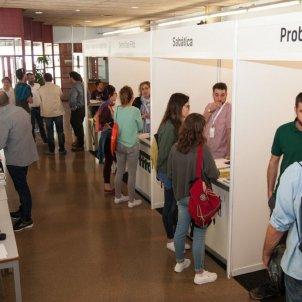 Feria trabajo Universidad Lleida ACN