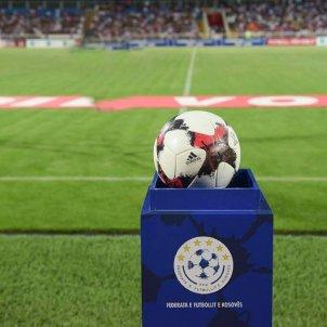 Fútbol balón Kosovo @FFK KS