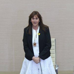 Laura Borràs Parlament Sergi Alcàzar