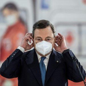 Mario Draghi primer ministro italiano - Efe