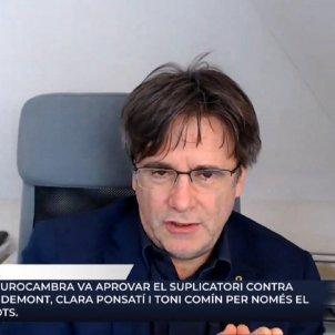 Carles Puigdemont - TeveCat