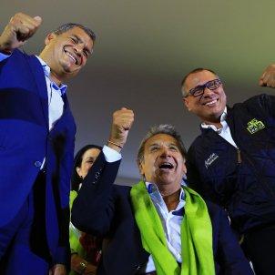 correa lenin moreno equador eleccions EFE