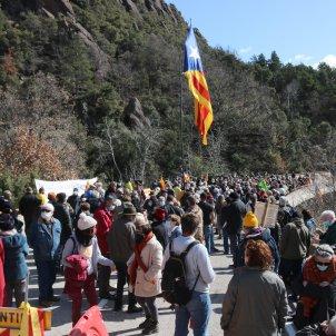Catalunya Nord borrar frontera Francia España / ACN
