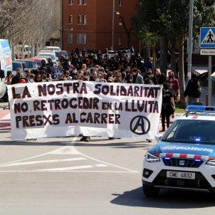marcha anarquistas brians - acn