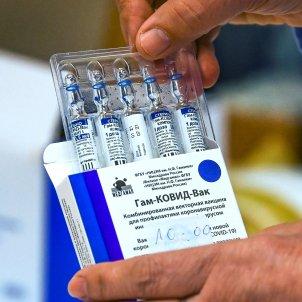 sputnik v vacuna rusa coronavirus efe